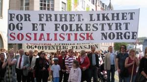 Hovedparole 1. mai Trondheim