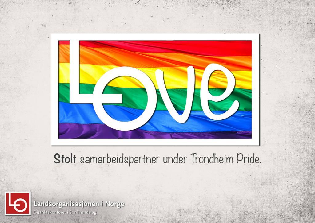Trondheim Pride 2017