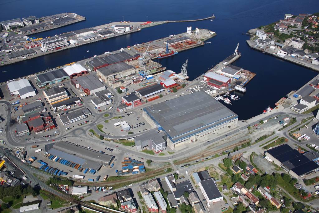 Nyhavna, sjøtransport