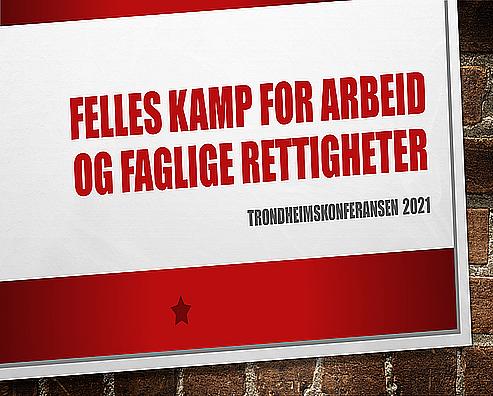 Trondheimskonferansen 2021