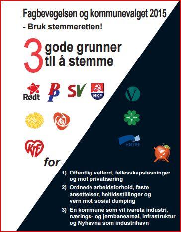 Trondheimsmanifestet 2015
