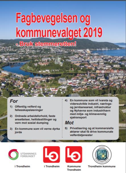 Trondheimsmanifestet 2019